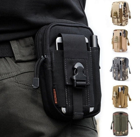 Image of Waist Pack - Casual Waist Pack Mobile Phone Case | Various Colors