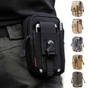 Waist Pack - Casual Waist Pack Mobile Phone Case | Various Colors