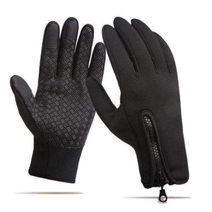 Waterproof Fleece Touch Screen  Winter Gloves