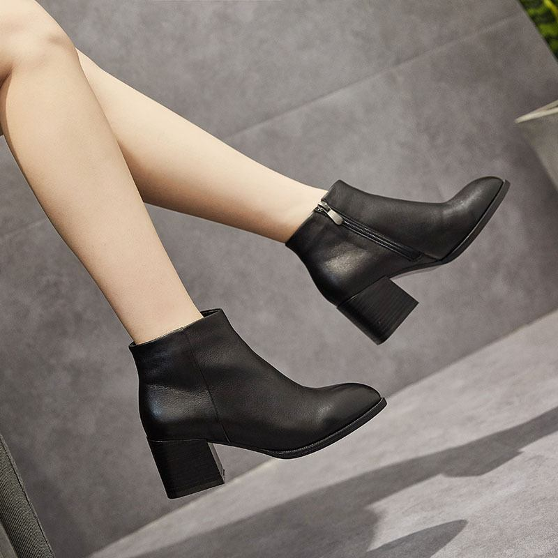 Women's Shoes - Winter Ankle Boots For Women