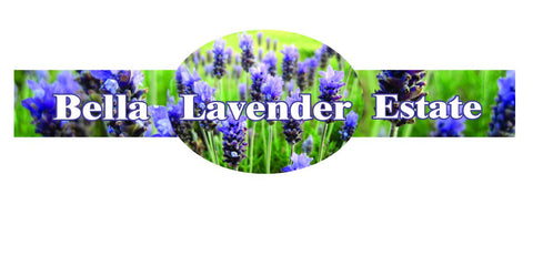 Bella Lavender Estate Logo - About Us