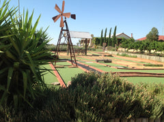 Bella Lavender Estate - Mini Golf