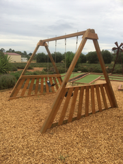 Bella Lavender Estate - Playground