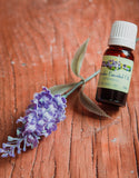 Lavender Essential Oil - 100% Pure Intermedia - 10ml - Bella Lavender Estate