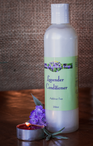 Lavender Conditioner - 250ml - Bella Lavender Estate