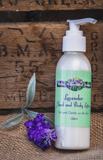 Lavender Hand & Body Lotion - 120ml - Bella Lavender Estate