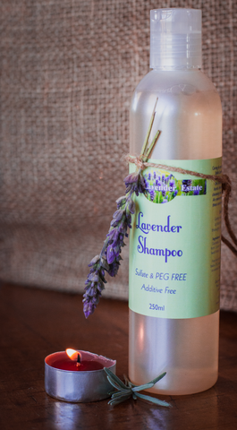 Lavender Shampoo - 250ml - Bella Lavender Estate