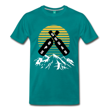 Load image into Gallery viewer, OPS Squad - T-shirt - teal