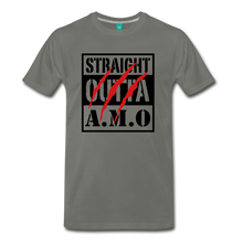Load image into Gallery viewer, Straight Outta A.M.O T-Shirt - asphalt gray