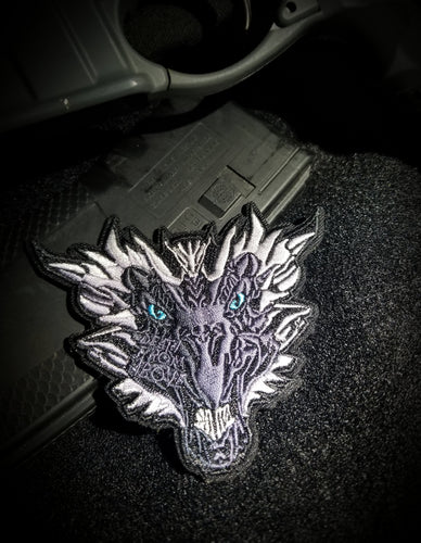 V1.1 Black Dragon head 1 year Anniversary Mystery **January**