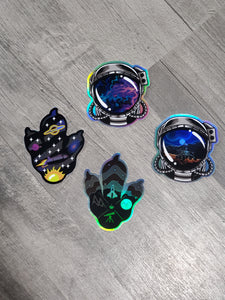 Exploring Space Sticker Pack