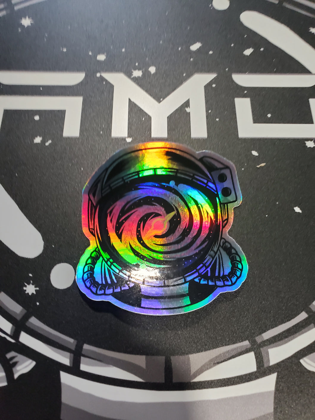 Milky Way Sticker Holographic