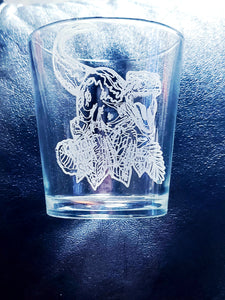 Etched [ Glass ]