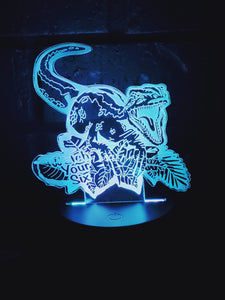 Dinosaur [ Acrylic Light ] [ LED Sign ]