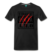 Load image into Gallery viewer, Straight Outta A.M.O T-Shirt - black