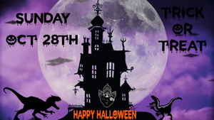 Trick Or Treat? What Will It Be? 2 Different Mysteries!