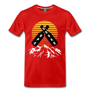 OPS Squad - T-shirt - red