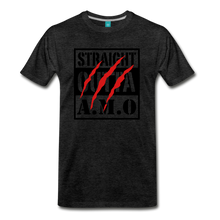 Load image into Gallery viewer, Straight Outta A.M.O T-Shirt - charcoal gray