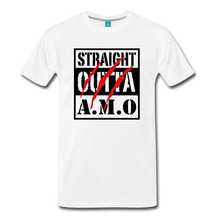 Load image into Gallery viewer, Straight Outta A.M.O T-Shirt - white