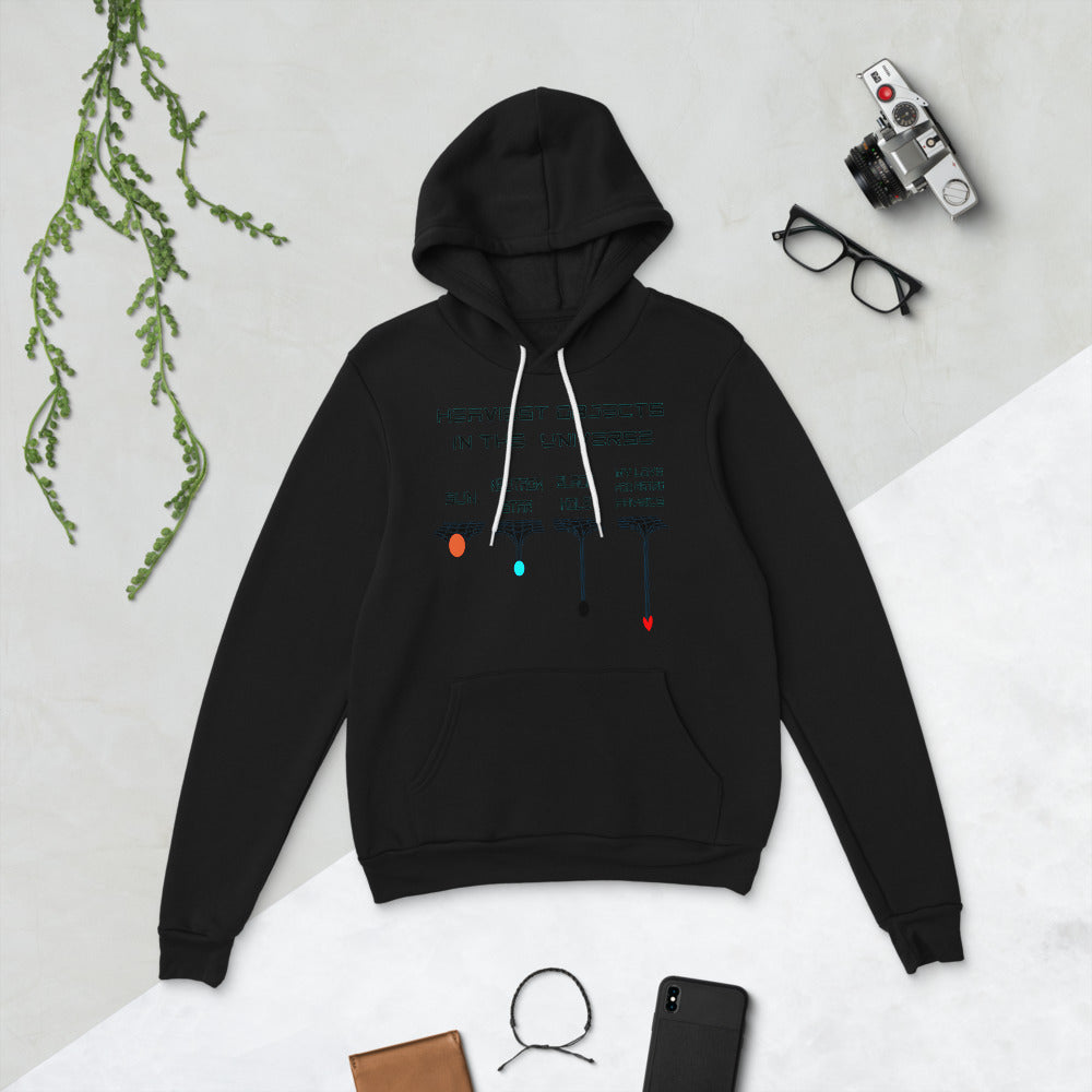 Love For Astrophysics hoodie