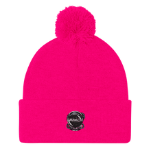 Load image into Gallery viewer, Deep Space - Pom-Pom Beanie