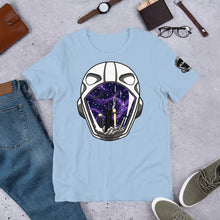 Load image into Gallery viewer, Purple SpaceX Crew Dragon Tribute - T-Shirt