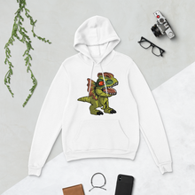 Load image into Gallery viewer, Baby Dilophosaurus Hoodie