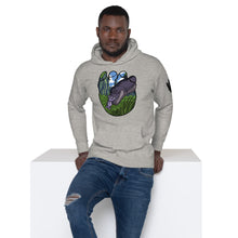 Load image into Gallery viewer, Tribute Paw Unisex Hoodie