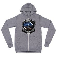Load image into Gallery viewer, Goodnight Mars zip hoodie