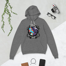 Load image into Gallery viewer, Cosmic Ocean Helmet - Hoodie