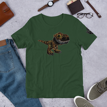Load image into Gallery viewer, Retro Baby Rex T-Shirt