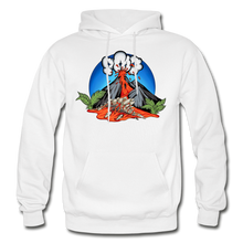 Load image into Gallery viewer, Eruption - Hoodie - white