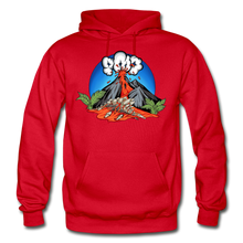 Load image into Gallery viewer, Eruption - Hoodie - red