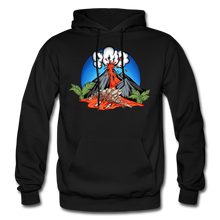Load image into Gallery viewer, Eruption - Hoodie - black
