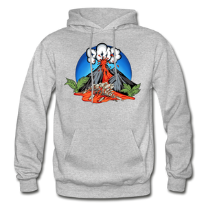 Eruption - Hoodie - heather gray
