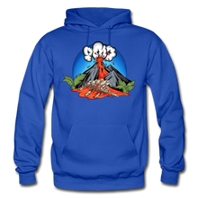 Load image into Gallery viewer, Eruption - Hoodie - royal blue