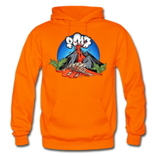 Load image into Gallery viewer, Eruption - Hoodie - orange