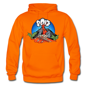 Eruption - Hoodie - orange