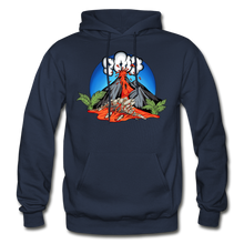Load image into Gallery viewer, Eruption - Hoodie - navy