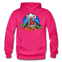 Load image into Gallery viewer, Eruption - Hoodie - fuchsia