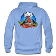 Load image into Gallery viewer, Eruption - Hoodie - carolina blue