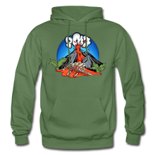 Load image into Gallery viewer, Eruption - Hoodie - military green
