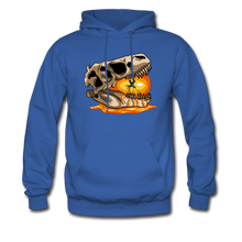 Load image into Gallery viewer, Amber Skull - Hoodie - royal blue