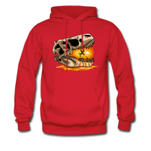 Load image into Gallery viewer, Amber Skull - Hoodie - red