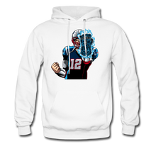 Load image into Gallery viewer, G.O.A.T - Midweight Hoodie - white