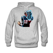 Load image into Gallery viewer, G.O.A.T - Midweight Hoodie - heather gray