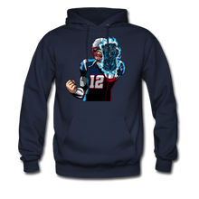 Load image into Gallery viewer, G.O.A.T - Midweight Hoodie - navy