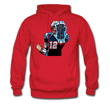 Load image into Gallery viewer, G.O.A.T - Midweight Hoodie - red