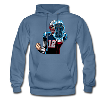 Load image into Gallery viewer, G.O.A.T - Midweight Hoodie - denim blue