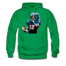 Load image into Gallery viewer, G.O.A.T - Midweight Hoodie - kelly green